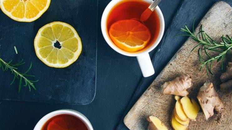 Ceaiul de ghimbir cu lămâie - miracol pentru sănătate și siluetă