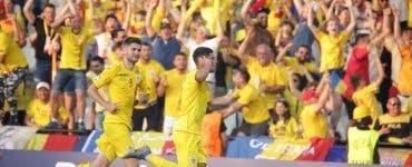 Naţionala României U21 a zdrobit Anglia U21