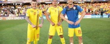 Cota României la EURO U21 după două meciuri