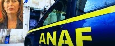 Mirela Călugăreanu este noul președinte ANAF