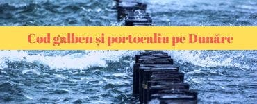 Alertă de vreme rea. România afectată de inundaţii