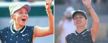 Simona Halep- Amanda Anisimova. Ziua de vineri va fi una critică pentru turneu