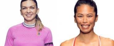Simona Halep s-a calificat în turul 3 după meciul cu Hsieh