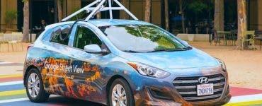 România va fi străbătută de noile mașini Google Street View