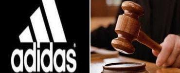 Adidas și-a pierdut legendara marcă cu trei linii paralele