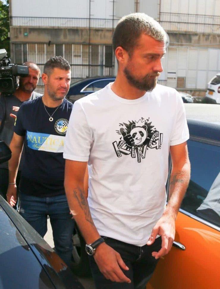 Gabi Tamaș nu scapă de pedeapsă. Out de la Hapoel!