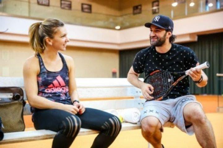 """Smiley a recunoscut! Mesajul incredibil pentru Simona Halep, dupa ce s-a spus ca au avut o relatie: """"Datorita ei.."""""""