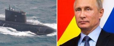 Tragedia misterioasă din M. Barents. Reacția lui Vladimir Putin