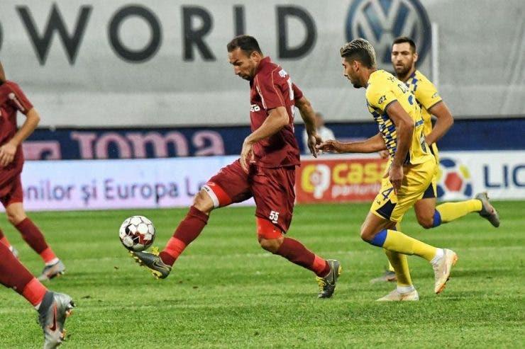 CFR Cluj – Maccabi Tel Aviv 1-0