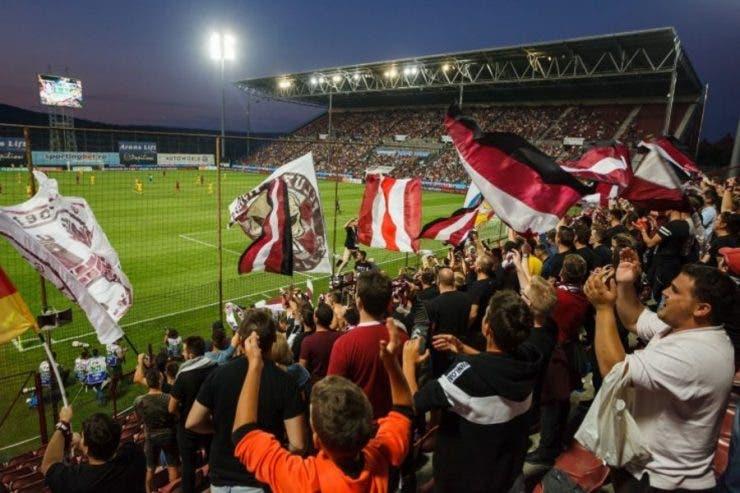 CFR Cluj este gata pentru returul cu Maccabi