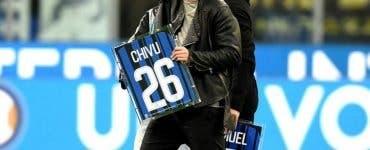 Cristi Chivu rămâne la Inter Milano