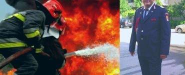 Pompier cu arsuri grave după ce un copac în flăcări a căzut peste el. Supraviețuitorii de la Colectiv, îi întind o mână de ajutor