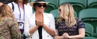 """Ce pretenţii """"de divă"""" a avut Meghan Markle la Wimbledon"""