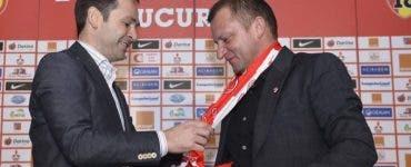 Dorinel Munteanu la Dinamo