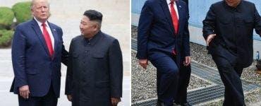 Întâlnirea istorică dintre Donald Trump și Kim Jong Un