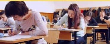 Bacalaureat 2019. Elevii susțin astăzi proba scrisă la Limba și Literatura Română