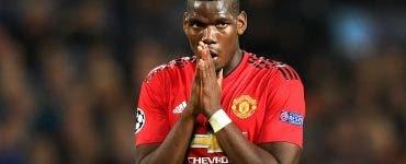 Manchester i-a crescut preţul lui Paul Pogba