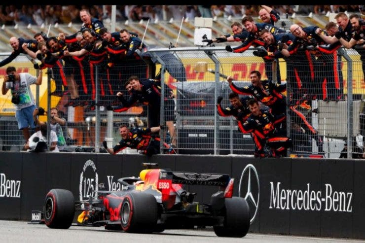 Max Verstappen victorie senzațională