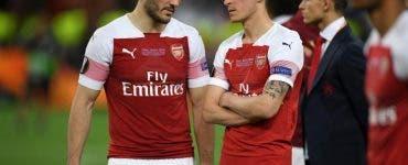 Mesut Ozil și Sead Kolasinac atacati cu cutitul