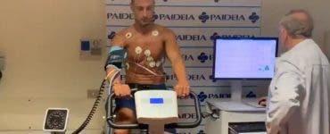 Radu Ștefan a făcut vizita medicală