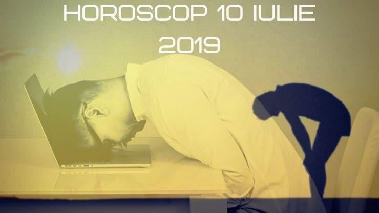 Horoscop 10 iulie 2019. Scorpionii vor avea o zi pesimistă