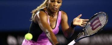 Serena Williams vrea să schimbe regulamentul