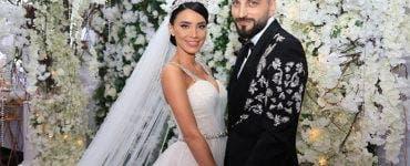 Raluca Bădulescu, apariție de senzație la nunta Adelinei Pestrițu