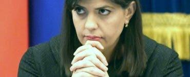 Laura Codruța Kovesi va fi susținută de Franța pentru funcția de procuror-șef european