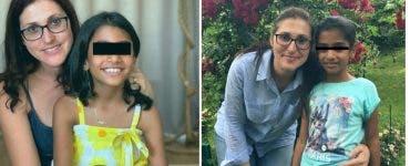 Cazul Sorina. Fetița de 8 ani a părăsit România împreună cu părinții adoptivi