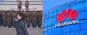 Huawei a construit în secret o rețea wireless comercială în Coreea de Nord