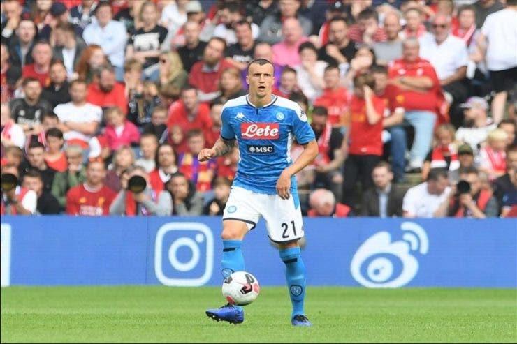 Napoli învinge campioana