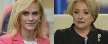 Reacția lui Dăncilă după ce Firea și-a anunțat candidatura la la prezidenţiale