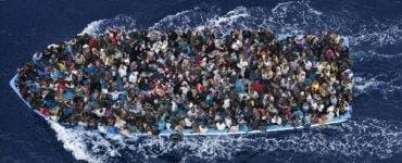 Dramă în Marea Mediterană: Cel puțin 116 de imigranți au murit în urma unui naufragiu