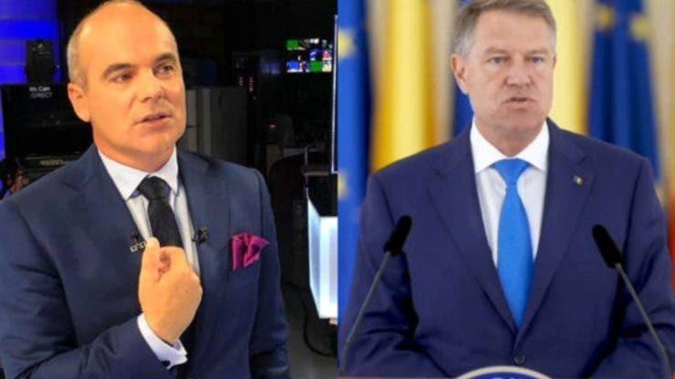 Ce spune Rareș Bogdan despre cearta cu Iohannis