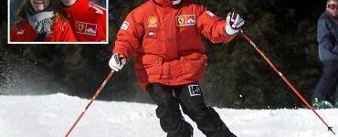 Michael Schumacher face progrese