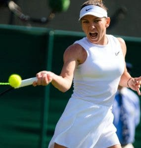 """Simona Halep a izbucnit după meciul cu Cori Gauff la Wimbledon: """"Am bătut-o pe asta..."""""""