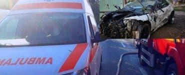 Accident la Tulcea. Femeia însărcinată în luna a cincea a decedat