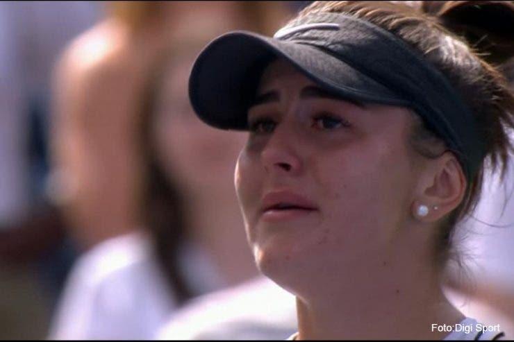 Bianca Andreescu, în finală la Rogers Cup