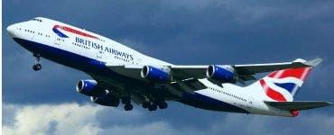 Piloții British Airways vor intra în grevă trei zile