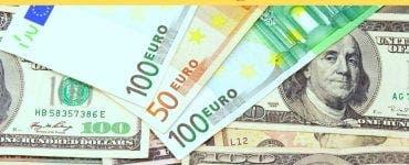 Curs valutar 26 august 2019. Cât costă astăzi moneda europeană