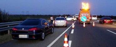 Un copil de 14 ani din România, accidentat mortal pe autostrada din Ungaria