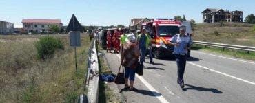 Accident grav în județul Dolj. A fost activat planul roșu de intervenție