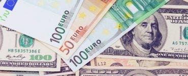 Curs valutar BNR 15 august 2019. Cât costă 1 euro astăzi