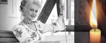 Cântăreața Anamaria Pop a murit. Ce mesaj i-a transmis fiul ei cel mare