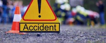 Accident GRAV în județul Vrancea. Cinci persoane au fost rănite