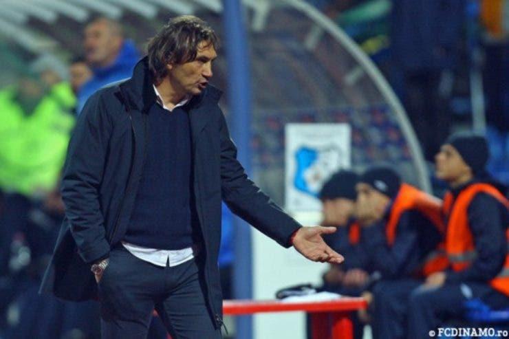 Dario Bonetti ar putea ajunge la Dinamo