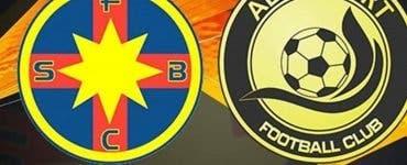 FCSB in turul III Europa League