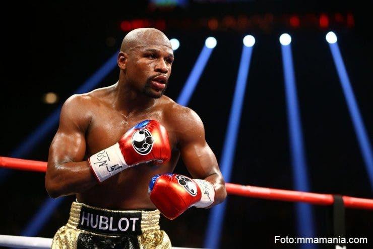 Floyd Mayweather cel mai mare boxer