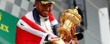 Hamilton lider mondial
