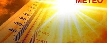 Vremea 20 August 2019. Sunt anunțate temperaturi caniculare